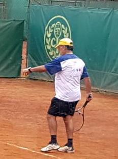 ITF SENIORS G3 VIÑA DEL MAR - CHILE - MIERCOLES A FULL