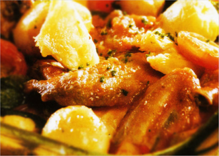 Resep Ayam Goreng Nanas
