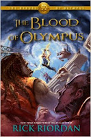 Heroes of Olympus series by Rick Riordan