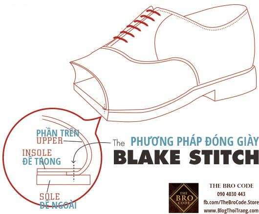Sơ đồ của phương pháp Blake Stitch