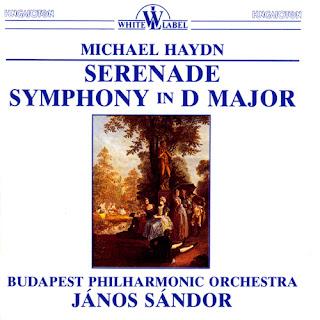 Haydn, M. - Serenade & Symphony