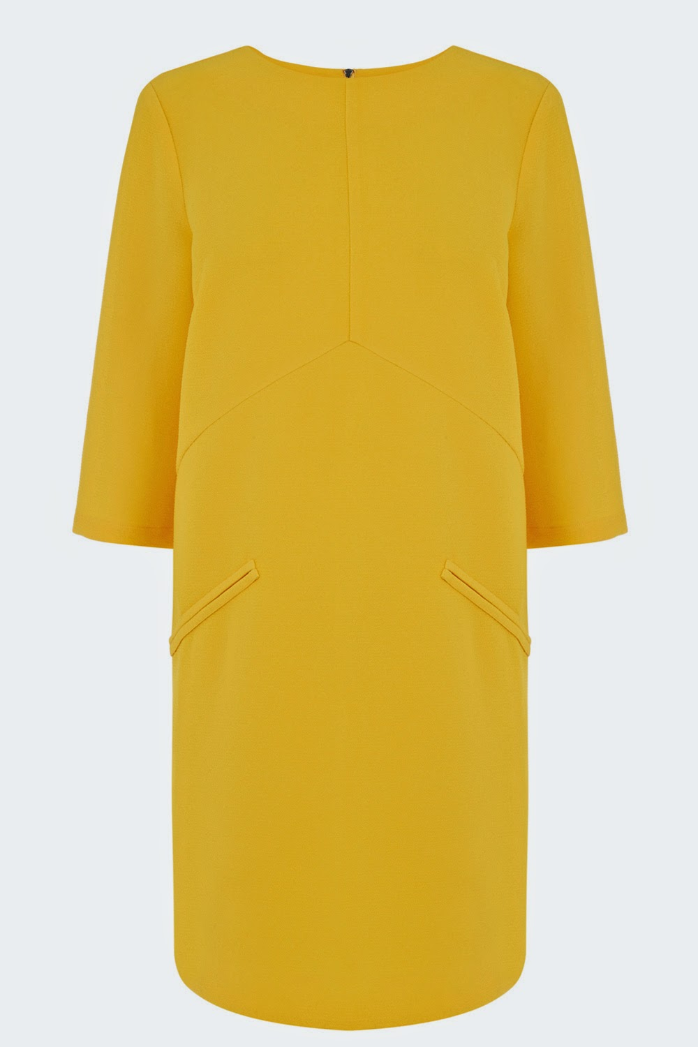 warehouse yellow dress