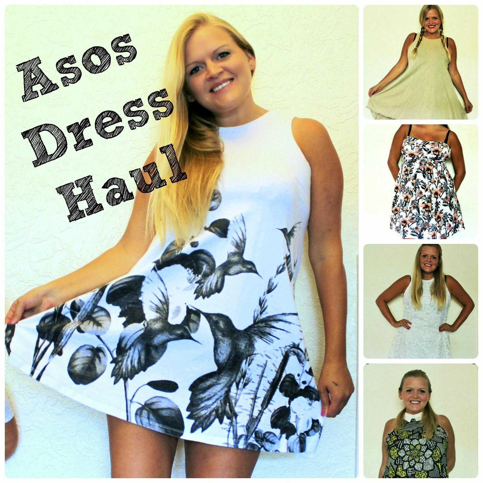 Asos Dress Haul