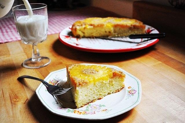 Baking Illustrated Pineapple Upsidedown Cake