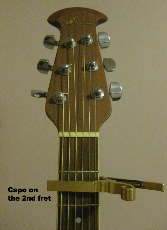 Wanted Chords Without Capo