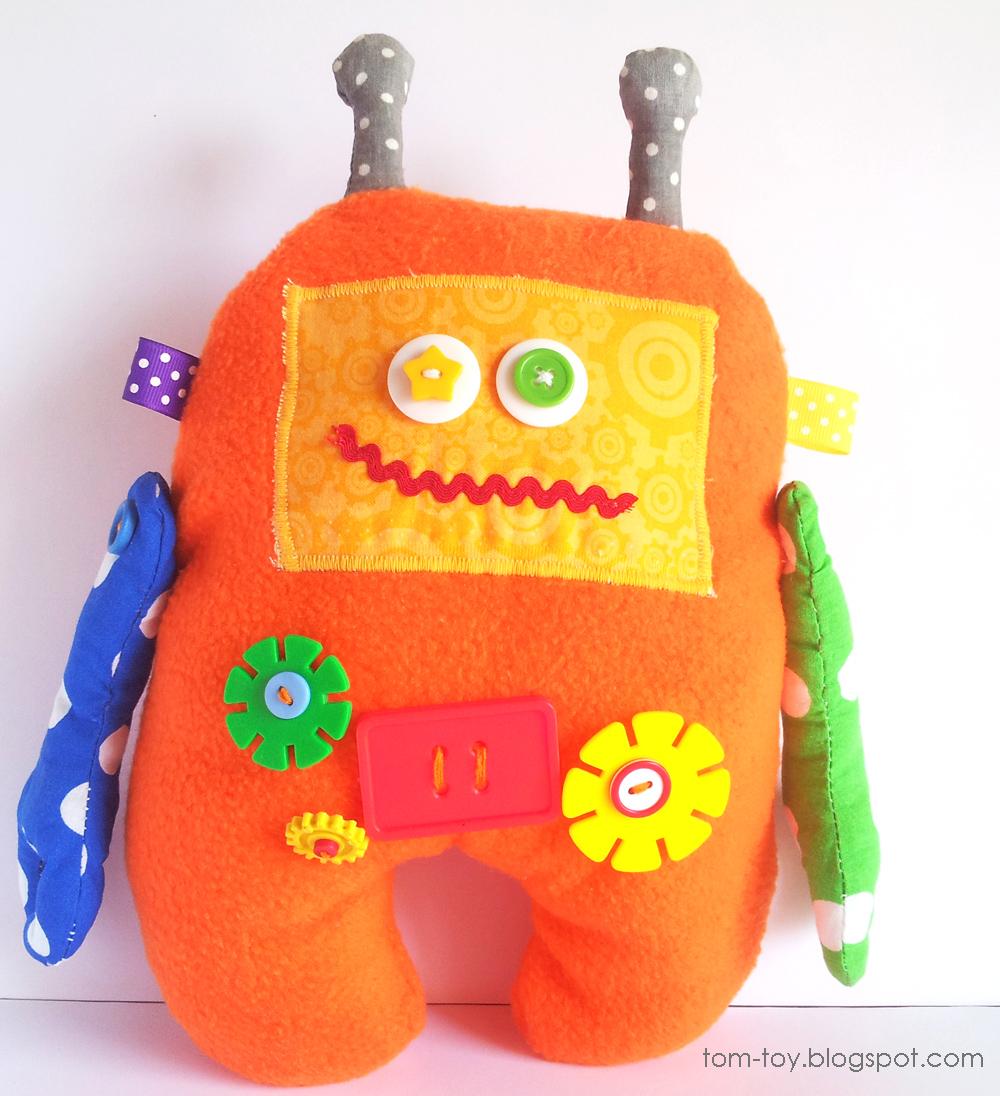 fabric robot