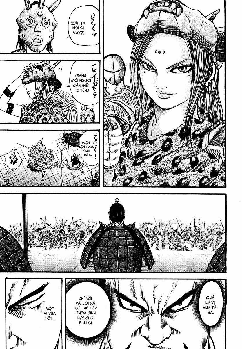 Kingdom - Vương Giả Thiên Hạ Chapter 37 page 8 - IZTruyenTranh.com