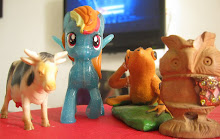 Pequeño Pony y su lote