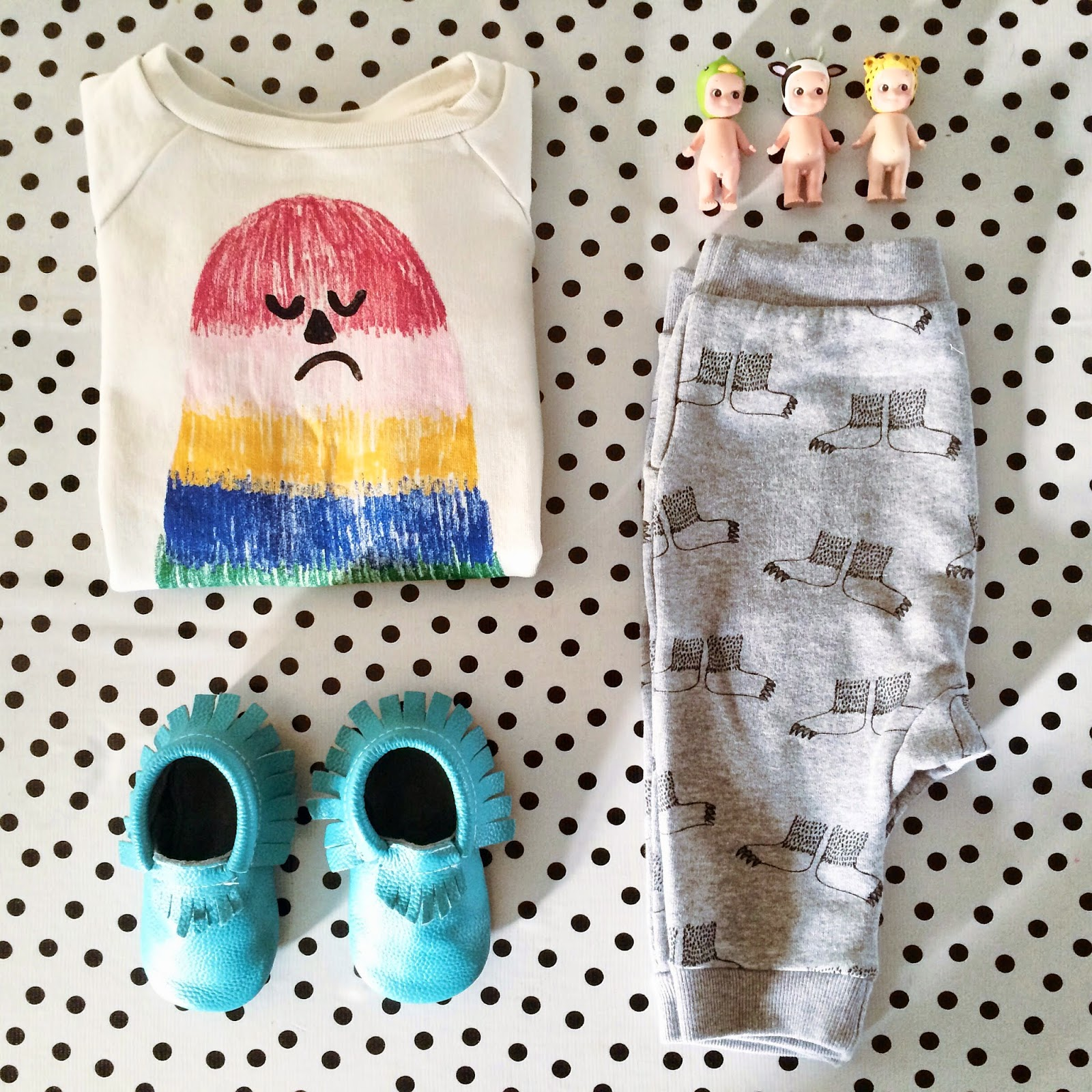 Bobo Choses spring outfit