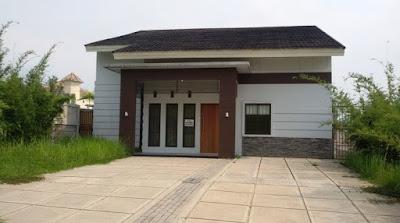 Rumah Dijual di Cluster Sierra Madre Sentul City (code:84)
