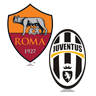 AS Rom - Juventus Turin