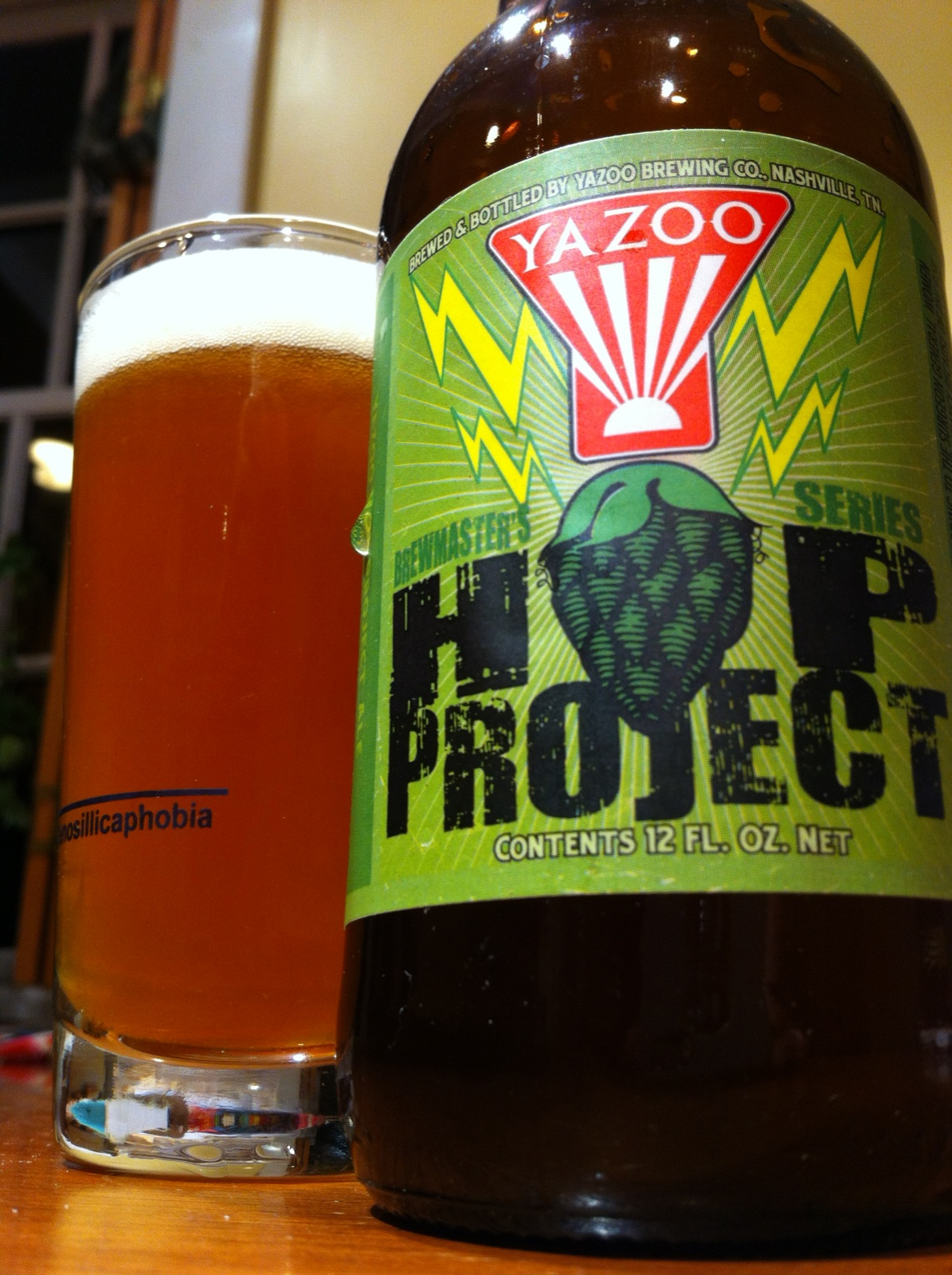 yazoo hop project Hoelscher's comments in the early stages of this project were insightful and  in  radio marketing for rap and hip-hop music, both african american art forms.