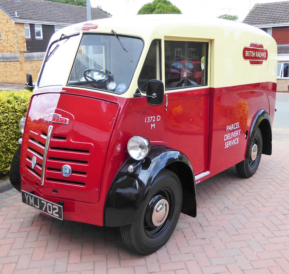 MORRIS-TYPE JB VAN (AUSTIN-101 Version)