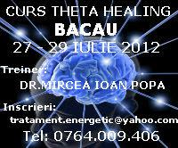 Curs Theta Healing Bacau