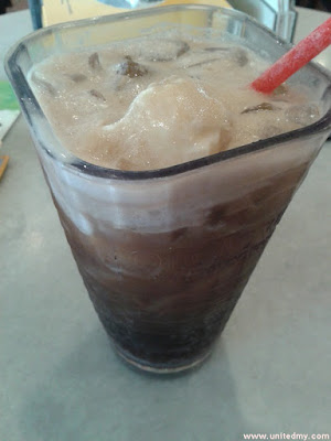 Coca-cola Float