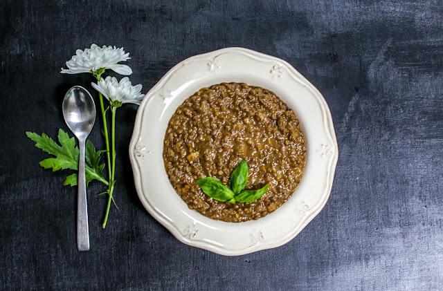 Adani, lentil stew, vegan , vegetarian, gluten free, bezglutenowe, wegańskie
