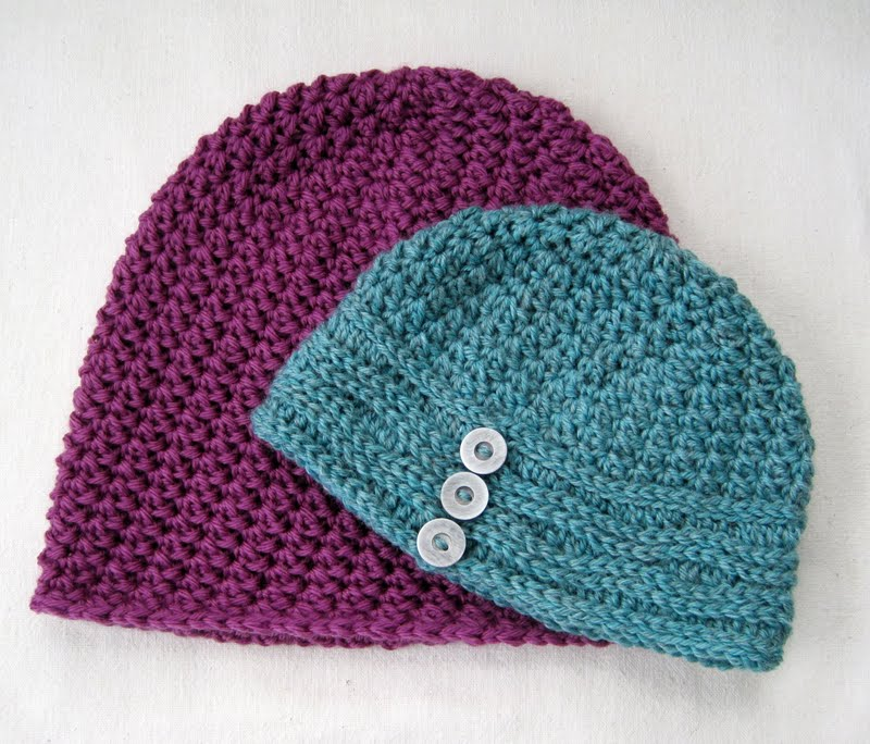 Crochet Patterns Tutorial : ... Happiness: Two Roads Hat Free Crochet Pattern & Tutorial ~ Version One