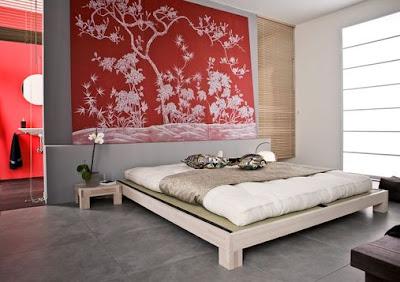 Dormitorios con estilo octubre 2012 - Habitacion estilo zen ...