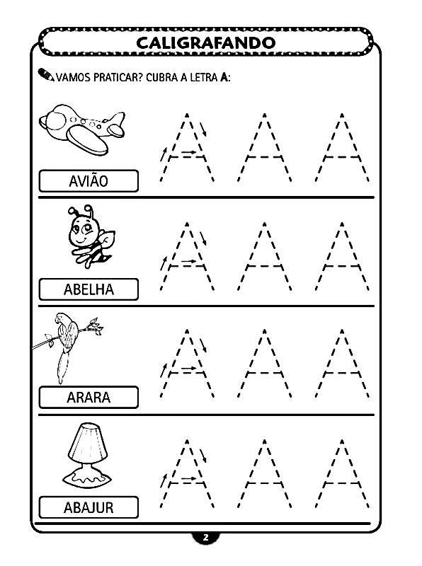 Atividades Para Educa    O Infantil   Portugu  S