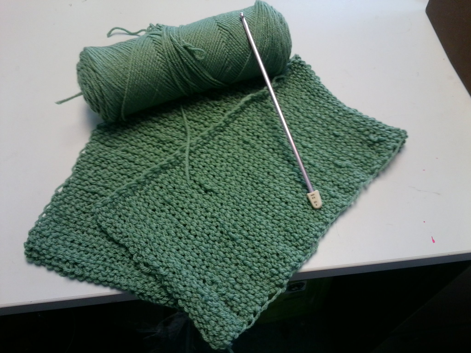 Crocheting Without A Hook : Crochet without a pattern