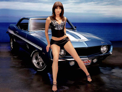 Sexy Girls and Stunning Cars Wallpapers Part XI 01