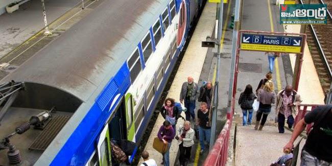 Increase in rail fares