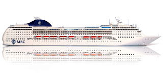 MSC Cruises' MSC Lirica - MSC Offering Limited Time Cruise Discounts