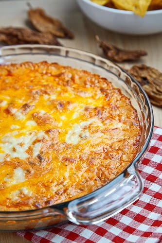 Taco Dip on Closet Cooking