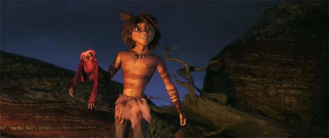 Frases de la película The Croods Una Aventura Prehistórica