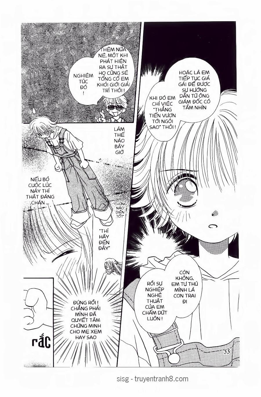 Chắp Cánh ước Mơ chap 15 - Trang 8