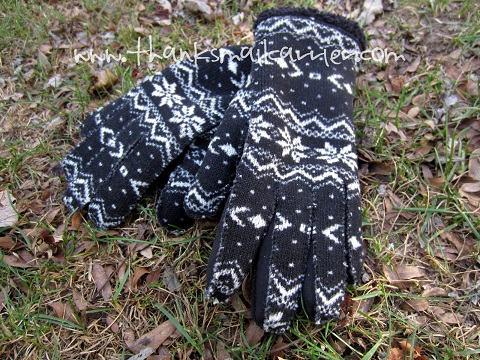 Homespun Cozee gloves review
