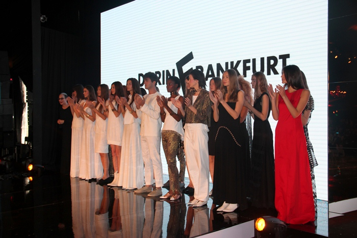 בלוג אופנה Vered'Style שבוע האופנה גינדי תל אביב - דורין פרנקפורט