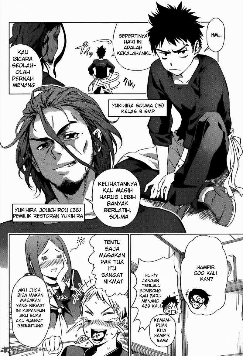 Dilarang COPAS - situs resmi www.mangacanblog.com - Komik shokugeki no soma 001 - gurun yang tak berujung 2 Indonesia shokugeki no soma 001 - gurun yang tak berujung Terbaru 6 Baca Manga Komik Indonesia Mangacan