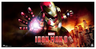 Download Game Android Iron Man 3  Full