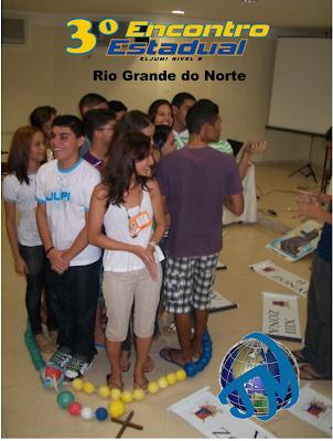 Realizado 3º Encontro Estadual da Juventude Missionária do Rio Grande do Norte