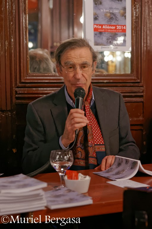 Max Alhau, Prix Aliénor 2014