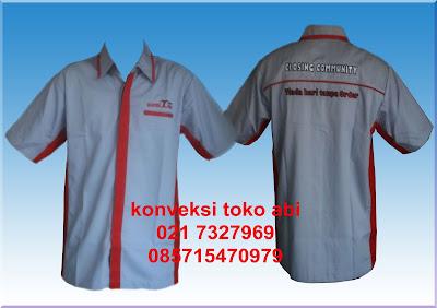 Beli Seragam Kerja di Jakarta Pusat: Gambir, Kebon Kelapa, Petojo Selatan, Duri Pulo, Cideng, Petojo Utara