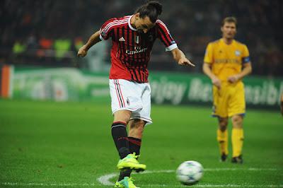 AC Milan 2 - 0 BATE Borisov (1)