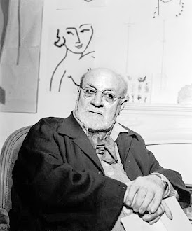 Belo texto do Henri Matisse