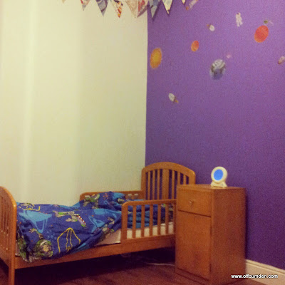 DIY children's bedroom