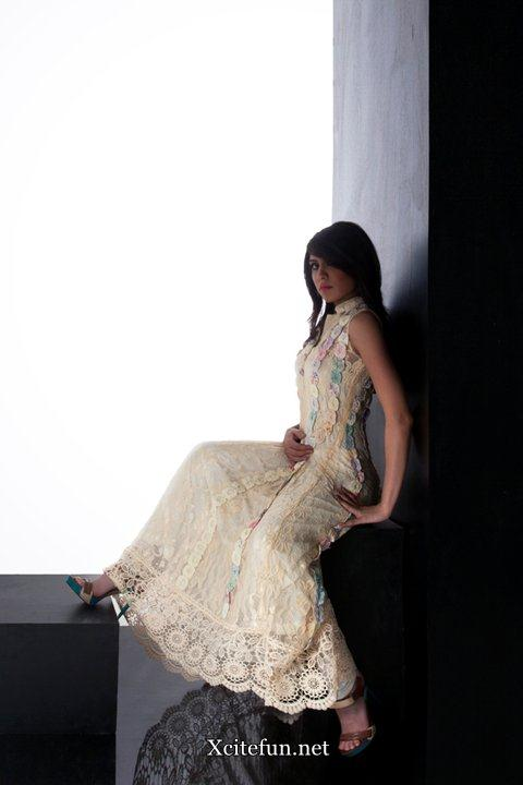 Zari Faisal Party Wear 2011