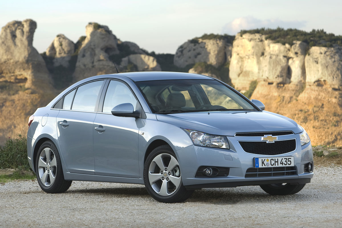 Chevrolet Cruze Lt Car Wallpaper