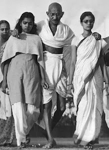 Gandhi & His Walking Sticks