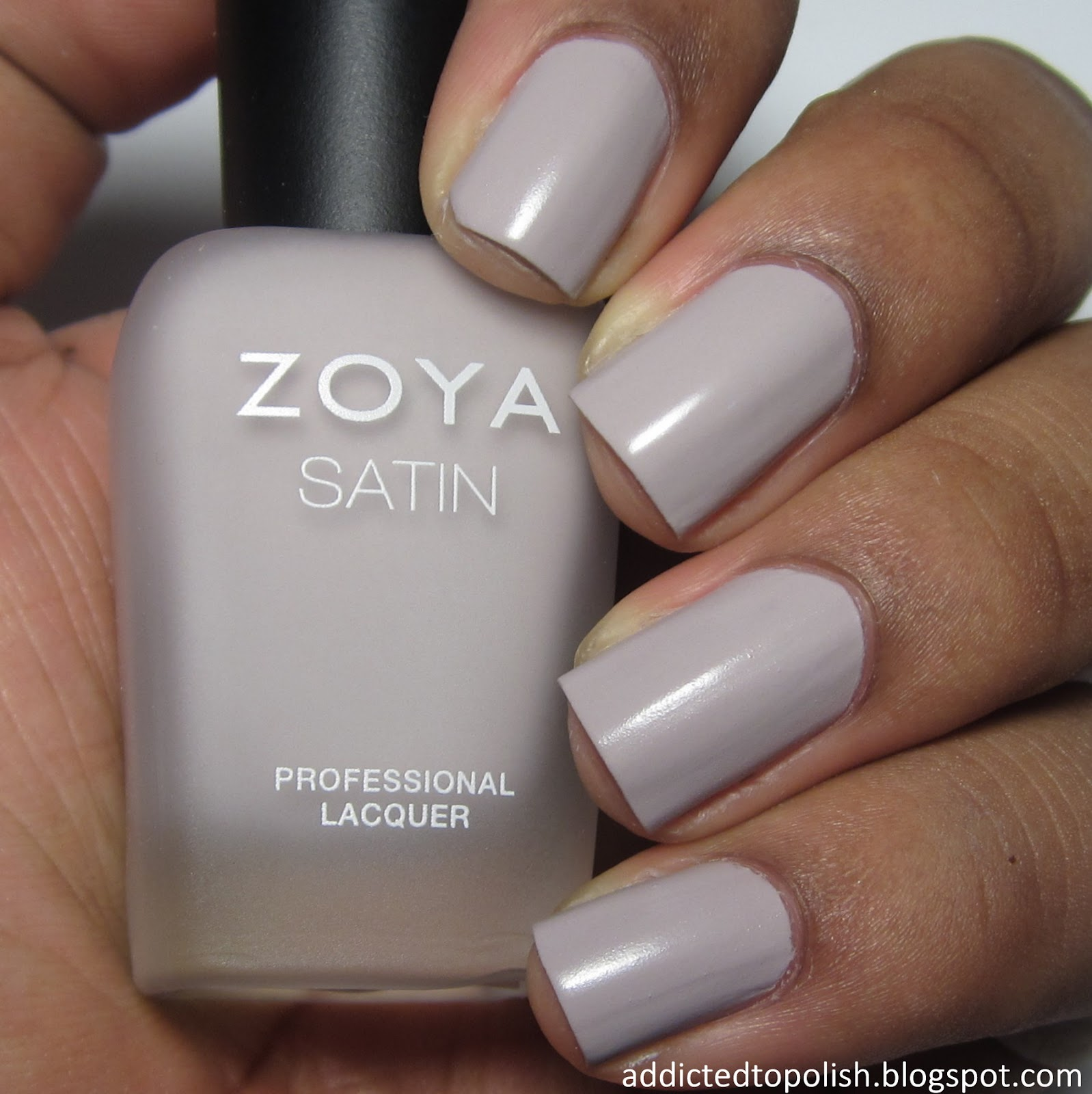 Zoya Leah Naturel Satins