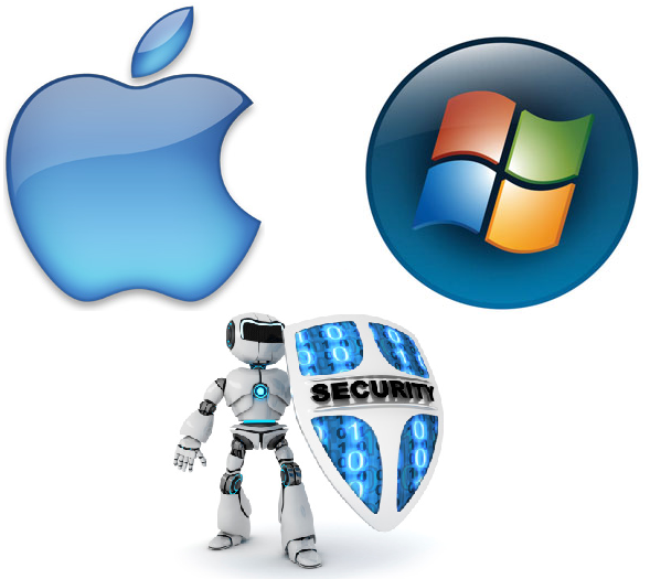 How to Increase Laptop PC Network Security on Windows & Mac OS X