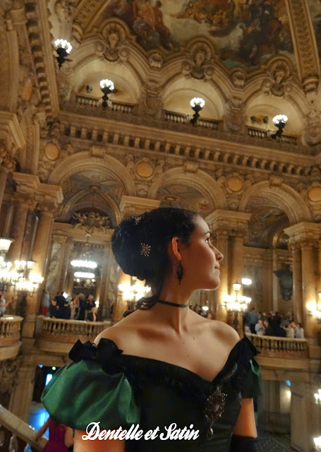 My wishing dress and the Opera Garnier DSC01423