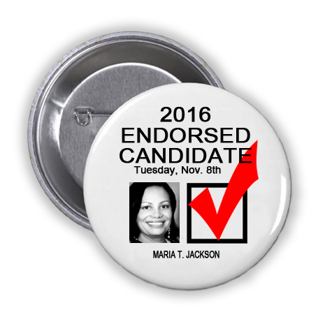 RACE FOR DISTRICT JUDGE, 339TH JUDICIAL DISTRICT -- Maria T. Jackson