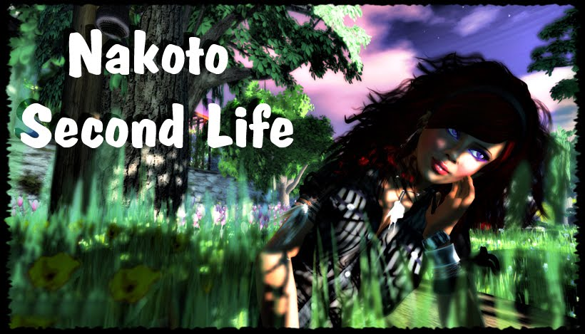Nakoto Exonar Second Life