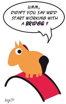 bridging stimulus - Oscar