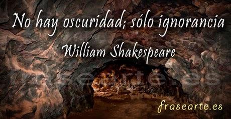 Frases famosas William Shakespeare